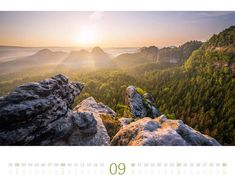 Mountains, Nature, Travel, Moon Calendar, Morning Light, Day Planner Organization, Pocket Diary, Colors, Pictures