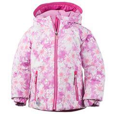 Obermeyer Arielle Insulated Ski Jacket (Toddler Girls') | Peter Glenn