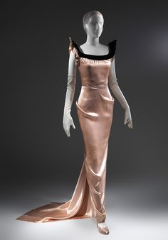 Charles James (American, born Great Britain, 1906–1978). Theatrical costume, mid-1930s. The Metropolitan Museum of Art, New York. Purchase, Costume Institute Benefit Fund, Friends of The Costume Institute Gifts, and Acquisitions Fund, 2013 (2013.305) #CharlesJames