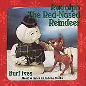 Rudolph the Red-Nosed Reindeer by Burl Ives (CD, Jun-1996, MCA Special Products) #Christmas