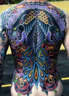 inkbutter:    Tattoo Inspiration: Tattoo by Aaron Coleman