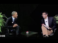Dinesh D'Souza Mocks President Obama in Funny or Die Spoof (Video)