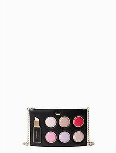 ooh la la makeup crossbody by kate spade new york