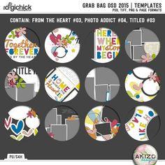 Grab Bag DSD 2015 | Templates