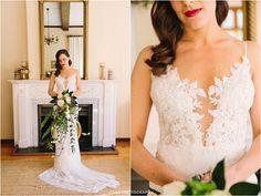 Bride Portrait. Old Hollywood Style bride. Classic bride look. Wedding dress ideas. Classic wedding dress. Casey Jean wedding Dress. @CaseyJeanneSA