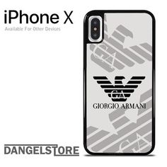 giorgio armani For iPhone X