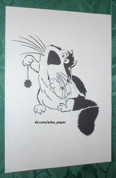 Photo Laser Paper, Kirigami, Paper Cutting, Paper Art, Stencils, Album, Pets, Artwork, Cards