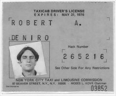 "Robert de Niro on set ""Taxi Driver"" / Блог им. Chief / КиноКухня"