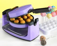 I LOVE my rotating baby cakes cake pop maker. Check out my video on youtube:   https://www.youtube.com/user/Bakin9beauty  Works great.