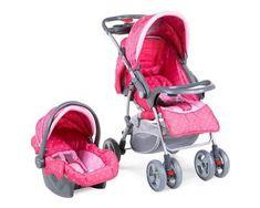 4478bdff7 Carriola d'bebé pinky portabebe/autoasiento en México 【 REBAJAS Junio 】 |  Clasf