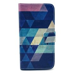 Magnetic Flip Stand PU Leather+TPU Case For Samsung Galaxy S5 i9600 G900