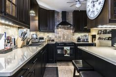 Before & After: Michael's Congregating Foodies Kitchen — The Big Reveal Room Makeover Contest 2015