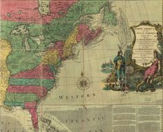 Britain's American colonies  The British established 13 colonies which later revolted and declared their independence from Britain, starting a new nation called the United States of America.