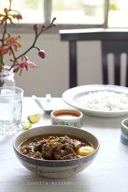 HESTI'S KITCHEN : yummy for your tummy: Pallu Basa Makassar Food N, Food And Drink, Indonesian Cuisine, Indonesian Recipes, Malaysian Cuisine, Makassar, Chinese Food, Healthy Recipes, Healthy Food
