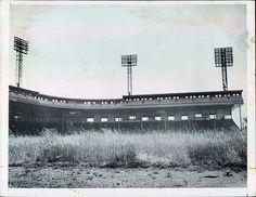 Abandoned Braves Field Boston | Photoscream | Flickr