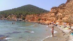 Playa Sa Caleta in San Jose de la Atalaya, Islas Baleares