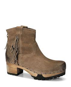 ILUSKA Bailey brown #softclox #clogs #munich #muc #ILUSKABailey #brown #autumn #fall #shoes #fallshoes #winter #shoes #wintershoes #woddensole #veloursleather