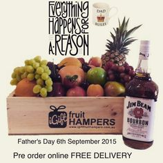 FRUIT BASKETS + FRUIT HAMPERS + GIFT HAMPERS all Occasions FREE DELIVERY