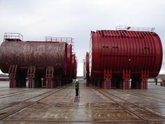 Dismantled submarine nuclear reactors - USA