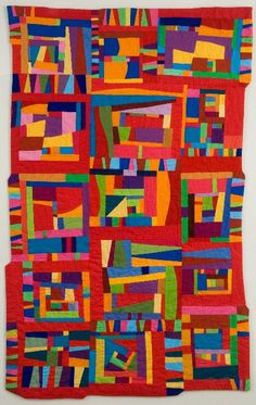 minga2glo: 'Jazz Rhytms' …amazing quilt creations by Cindy Grisdela.http://artizanmade.com/portfolio/cindy-grisdela-art-quilts/