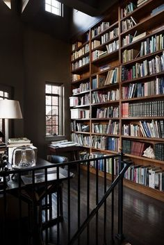 The ultimate home library!