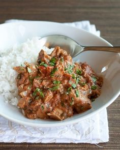 Weeknight Recipe: Chicken Tikka Masala
