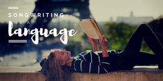 I want you to think about songwriting differently. Think of it as a language. A way of expressing yourself. A way to communicate your thoughts. This approach can help you understand the best way to learn songwriting and develop your skills...