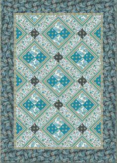 free quilt pattern - Gyspy Quilt Pattern