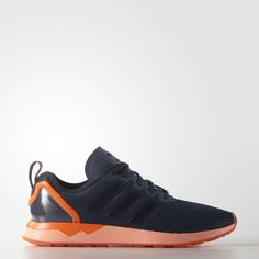 hot sale online f4627 39ec0 Adidas Originals ZX FLUX ADV Chaussures Mode Sneakers Homme Bleu Orange