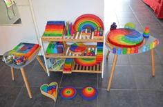 Les jeux en bois de la marque Grimm's – Mon Bazar Coloré