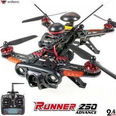 DRONE FPV WALKERA RUNNER 250 Advanced + DEVO 7 incluso + camera 1080P + OSD +(R) - http://www.midronepro.com/producto/drone-fpv-walkera-runner-250-advanced-devo-7-incluso-camera-1080p-osd-r/