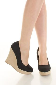 Black Thai Silk Pointed Round Closed Toe Espadrille Wedges @ Amiclubwear Wedges Shoes Store:Wedge Shoes,Wedge Boots,Wedge Heels,Wedge Sandals,Dress Shoes,Summer Shoes,Spring Shoes,Prom Shoes,Women's Wedge Shoes,Wedge Platforms Shoes,floral wedges,Fashion #sandalsheelswedge #promshoeswedges