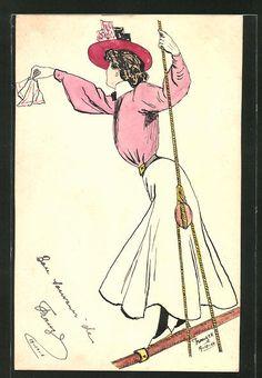 die 440 besten bilder von art nouveau   jugendstil, alte ansichtskarten und kunstgewerbe