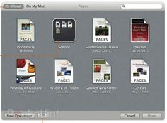 OS X Mountain Lion's Documents in the Cloud Simplifies File Access Across Devices - Mac Rumors    I absolutely love the new iCloud integration in open/save dialogues in OS XMountain Lion! I will for sure buy new iCloud storage now. I will use that a lot more than Dropbox now.