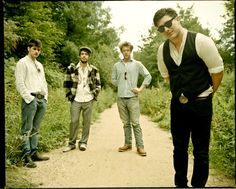 Can I just say I love the frontman of Mumford and Sons? He is just, so strangely attractive to me...