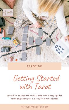 Although tarot is becoming more mainstream, it can still seem intangible and confusing. What is tarot, where does it come from and what do the cards mean? I still remember I felt so overwhelmed when I started my tarot journey. Don't panic! Tarot fundamentals are easy to understand. I've broken down everything a beginner should know. So, if you're curious about where you should start, this ultimate tarot beginner guide should help you out.  #tarotforbeginners #learntarot #tarot Celtic Cross Tarot, Rider Waite Tarot Cards, Tarot Card Spreads, Tarot Card Meanings, Cartomancy, Tarot Readers, Tarot Decks, Learn To Read, Spirituality