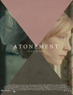 Atonement.- Almost as good as the book...great movie.