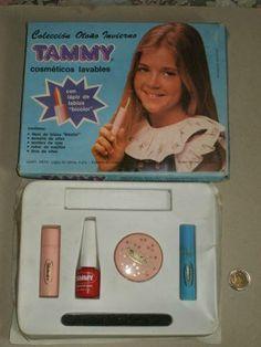 Las Pinturitas Tammy, tuve miles!!! eran mi regalo favorito en navidad.
