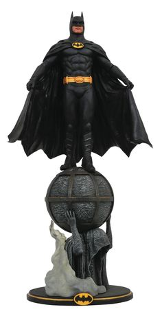 Diamond Dc Comics Gallery Batman 1989 Movie Statue Movies Tv Music