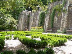 Lillafüred - Függőkertek - Labirintus Folk Art, Arch, Outdoor Structures, Garden, Longbow, Garten, Popular Art, Lawn And Garden, Gardens