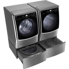 LG WM5000HVA Ultra Large Capacity TWIN Wash Suite | BrandsMart USA