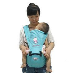 ec9e772b299 Sling For Newborns Baby Carrier Baby Sling Ergonomic Baby Backpack  Breathable Stool Backpack Hipsit Ergonomic Carrycot