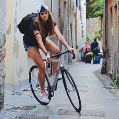 Girls on bikes #girl #girls #bike #bikes #bicycle #bicycles #bicycling #cycling #cyclist #cyclinggirl #beauty #cyclingbeauty #biking #mountainbike #mountainbiking #outdoor #sport #sports #exercise #workout #bikegirls #girlbikes #bicyclinggirls #
