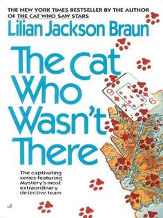 The Cat Who Wasn't There (Cat Who... Book 14) by Lilian J... https://www.amazon.com/dp/B000OCXJA2/ref=cm_sw_r_pi_dp_x_CgRWyb79N0S8G