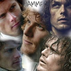 Outlander Fan Art, Serie Outlander, Sam Heughan Outlander, Jaime Fraser, Sam And Cait, Jamie And Claire, Caitriona Balfe, Great Movies, How To Look Better