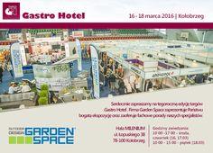 ⬛ Gastro Hotel   16-18.03.2016 - Kołobrzeg