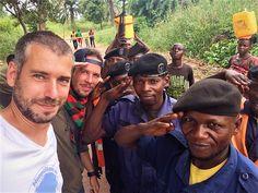 Ako sa cestuje v Demokratickej republike Kongo - Travelistan Captain Hat, Hats, Africa, Hat, Hipster Hat