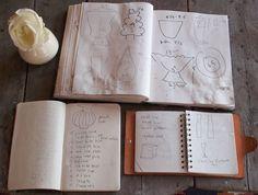 frances palmer sketchbook
