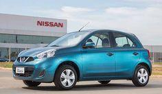 Nissan vende New March 1.6 a preço de 1.0 até o final do mês +http://brml.co/1LASW1S