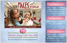 Fall into Faces by Brandi with these awesome coupons!  @brandichroniger #savagemill
